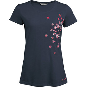 VAUDE Skomer Print T-Shirt Women eclipse